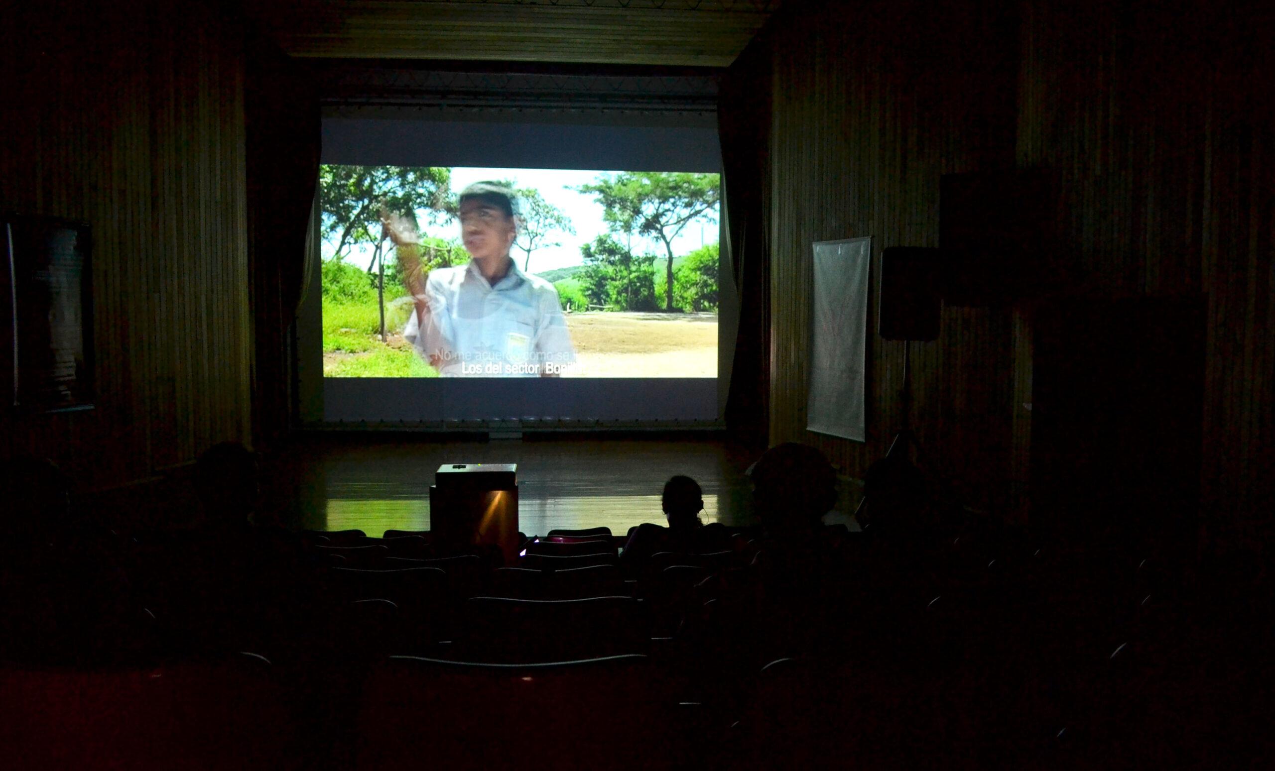 """Comienza el ciclo audiovisual """"Las voces de Antioquias"""" - Contenidos - Museo  de Antioquia"""